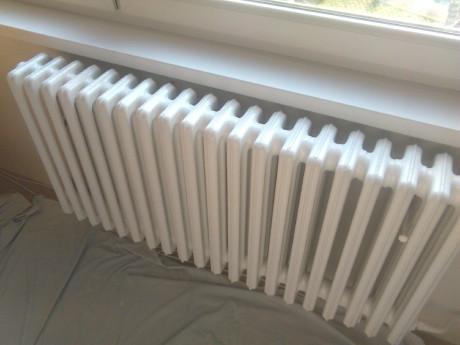 Nástřik radiátorů cena